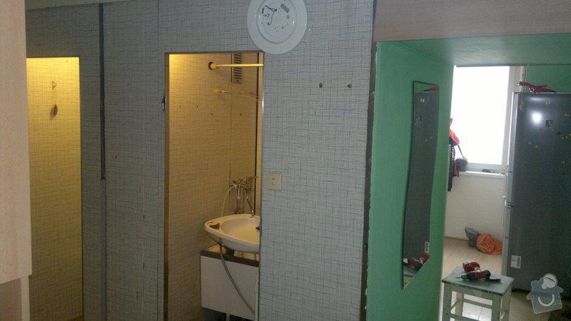 Celková rekonstrukce bytového jádra: 221120112642