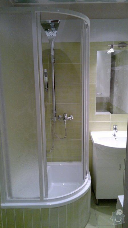 Celková rekonstrukce bytového jádra: 031220112707
