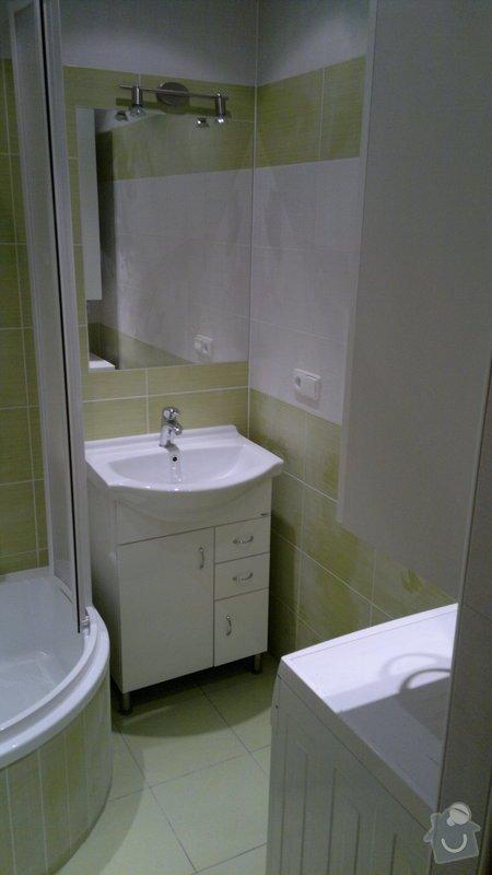 Celková rekonstrukce bytového jádra: 031220112721