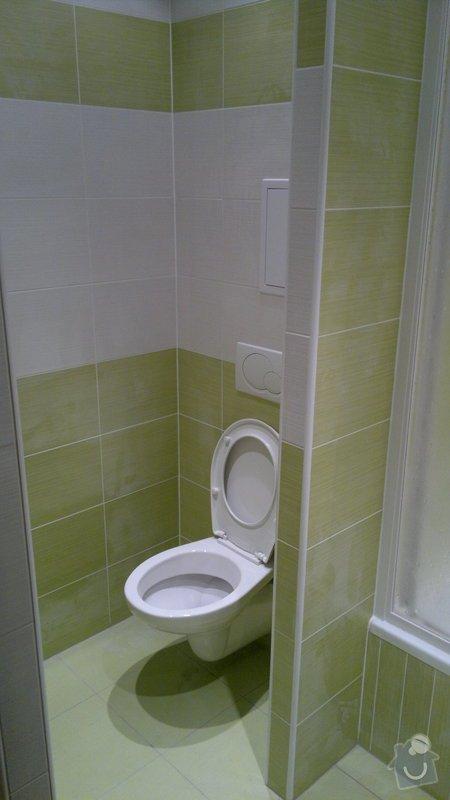 Celková rekonstrukce bytového jádra: 031220112718