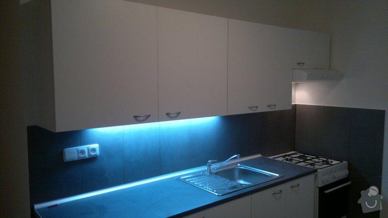 Přestavba SDK bytového jádra za zděné+rekonstrukce kuchyně a chodby: 241020112384