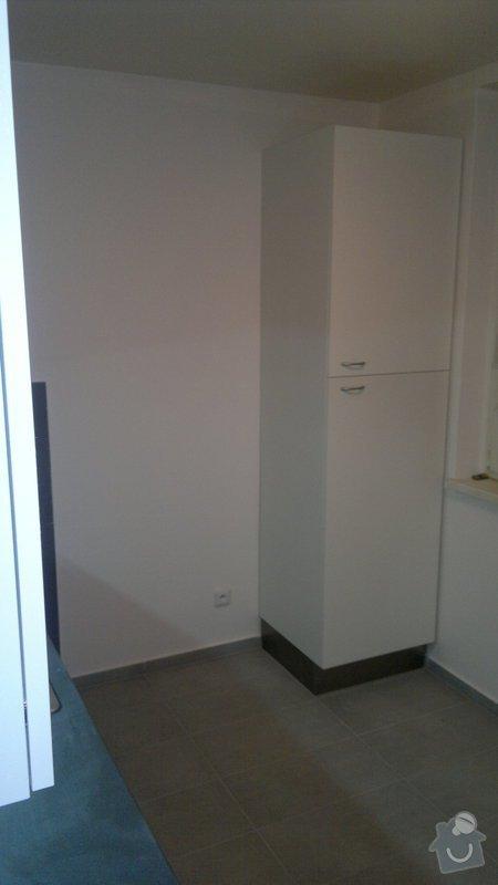 Přestavba SDK bytového jádra za zděné+rekonstrukce kuchyně a chodby: 241020112382