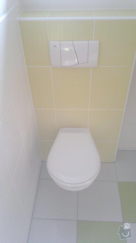 Dokončovací práce SDK koupelny : 140220123190