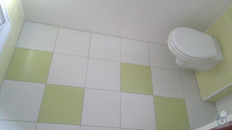 Dokončovací práce SDK koupelny : 140220123187