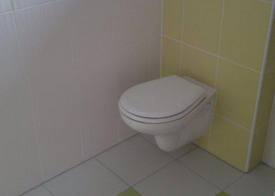 Dokončovací práce SDK koupelny