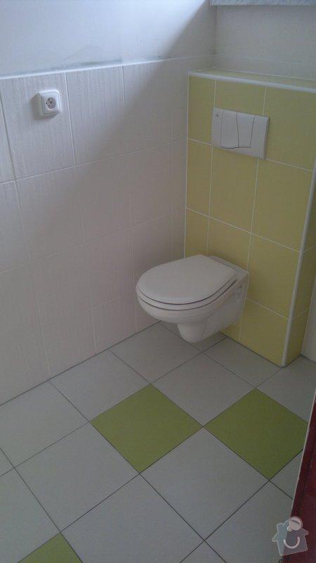 Dokončovací práce SDK koupelny : 140220123179