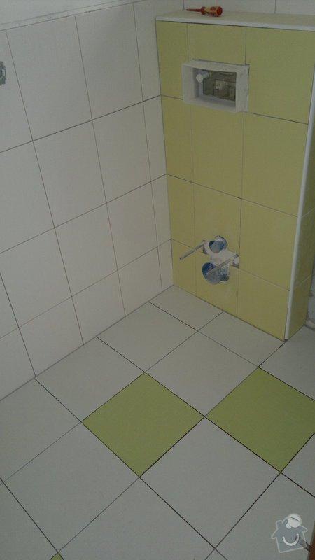 Dokončovací práce SDK koupelny : 130220123168