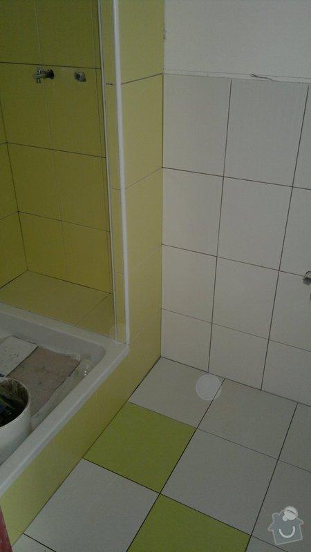 Dokončovací práce SDK koupelny : 130220123166