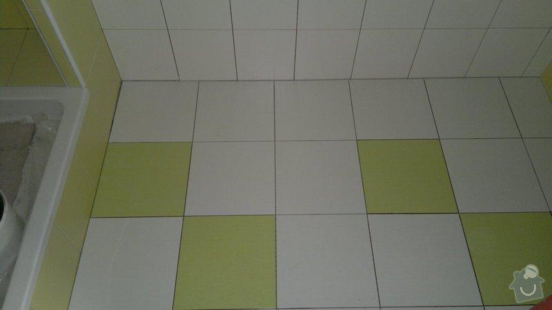 Dokončovací práce SDK koupelny : 130220123165