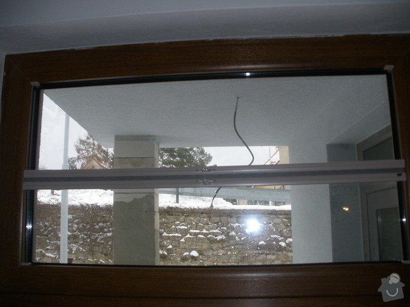 Plissé + žaluzie + Plissé do stř.oken: P2150005