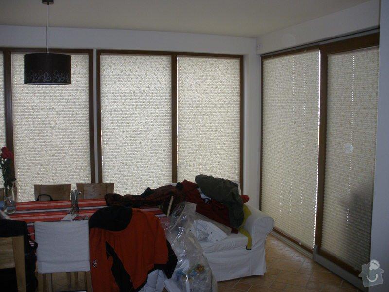 Plissé + žaluzie + Plissé do stř.oken: P2150006