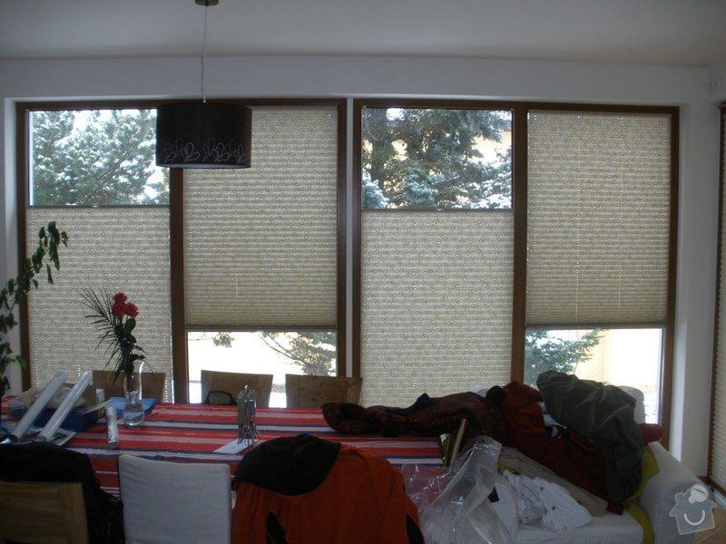 Plissé + žaluzie + Plissé do stř.oken: P2150012