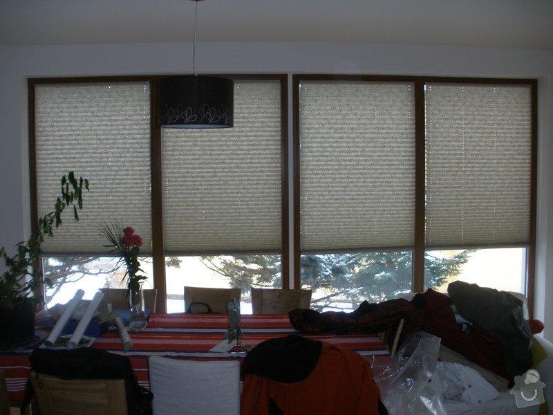 Plissé + žaluzie + Plissé do stř.oken: P2150013