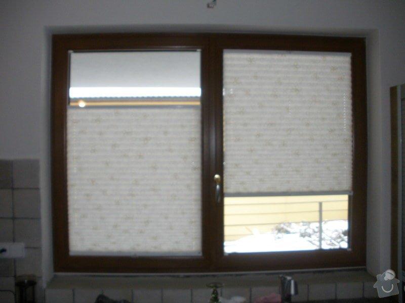 Plissé + žaluzie + Plissé do stř.oken: P2150016