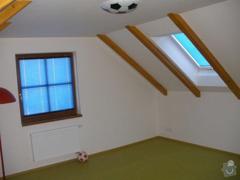 Plissé + žaluzie + Plissé do stř.oken: P2150023