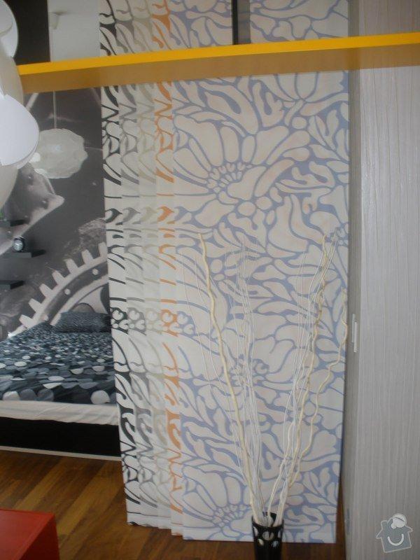 Posuvný panel Luxaflex (Japonská stěna): PB070002