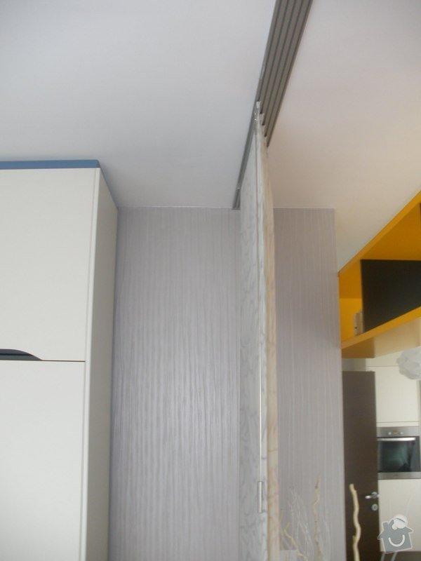 Posuvný panel Luxaflex (Japonská stěna): PB070004