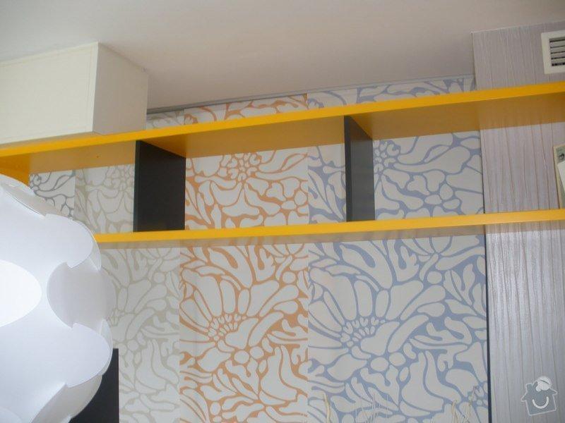 Posuvný panel Luxaflex (Japonská stěna): PB070007
