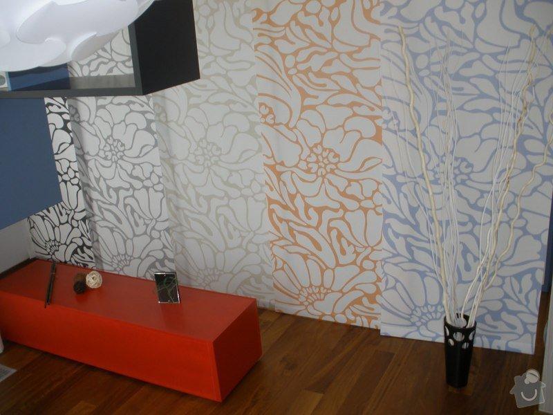 Posuvný panel Luxaflex (Japonská stěna): PB070008