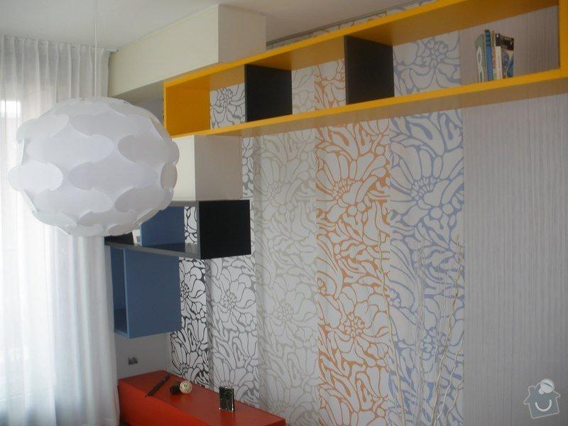 Posuvný panel Luxaflex (Japonská stěna): PB070009