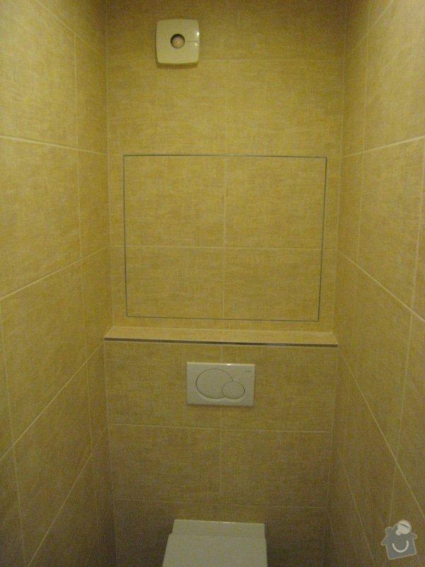 Rekonstrukce v panelákovém bytě: IMG_3244