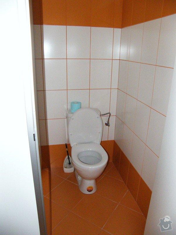 Rekonstrukce sociálních zařízení: dlazka_010