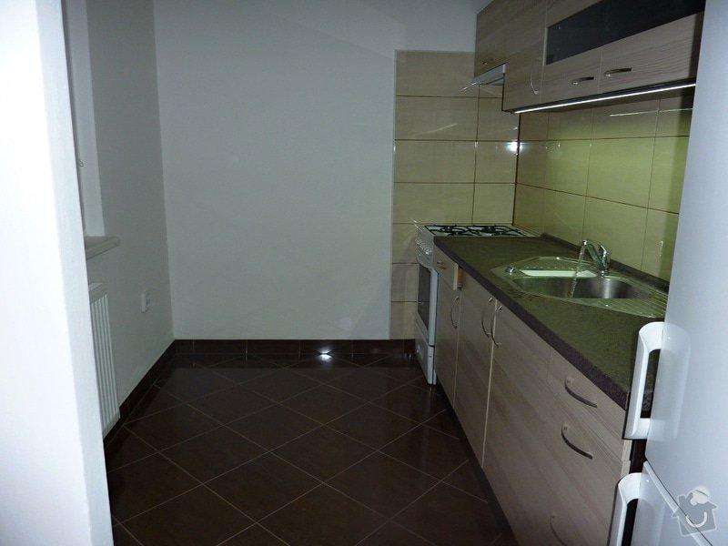 Kompletní rekonstrukce panel. bytu 3+1: Unicov-kuchyne-po