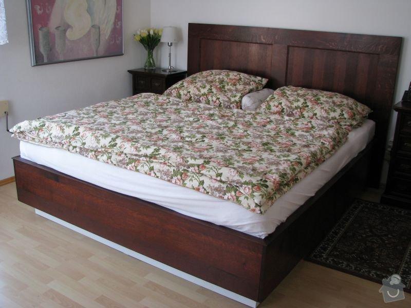 Face-lift - repase manželské postele: IMG_3163m