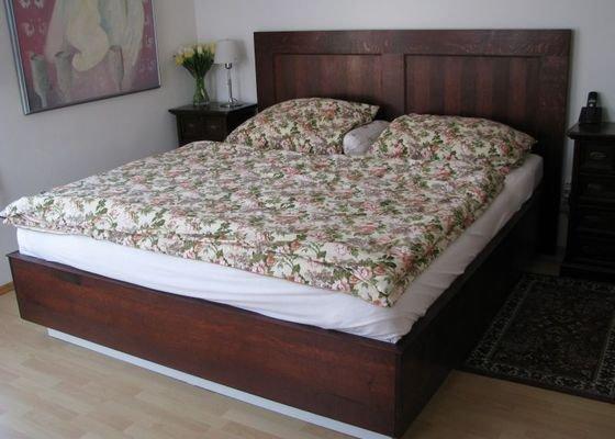 Face-lift - repase manželské postele
