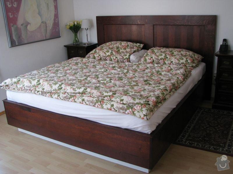 Face-lift - repase manželské postele: IMG_3164m