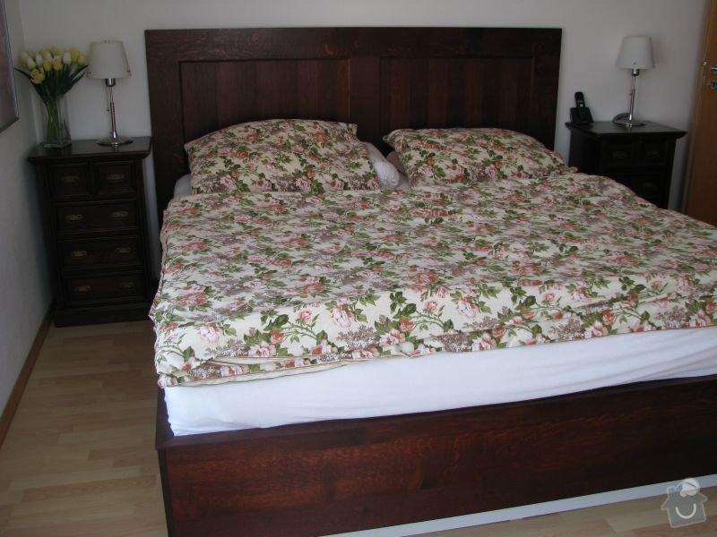 Face-lift - repase manželské postele: IMG_3165m