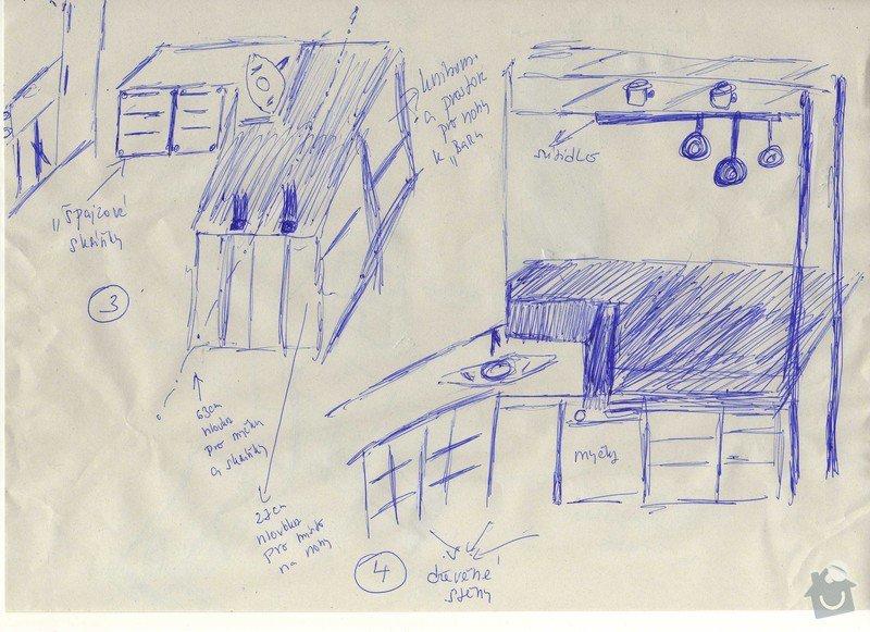 Truhlářství, stolařství - výroba kuchyňské linky: img050