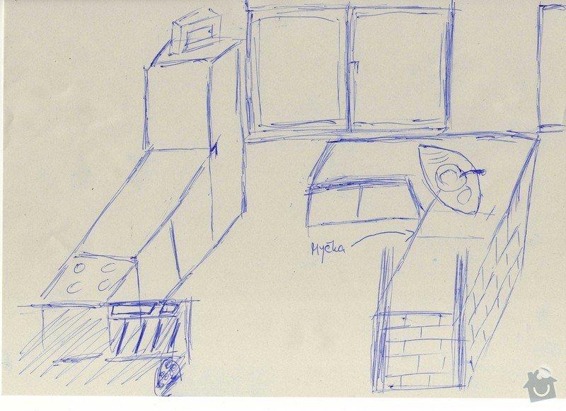 Truhlářství, stolařství - výroba kuchyňské linky: img045