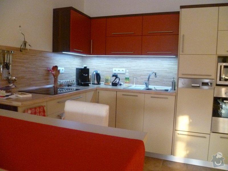 Výroba kuchynské linky: P1010861