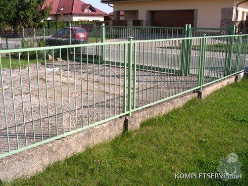 Rekonstrukce oplocení bytového domu: IMG_3285