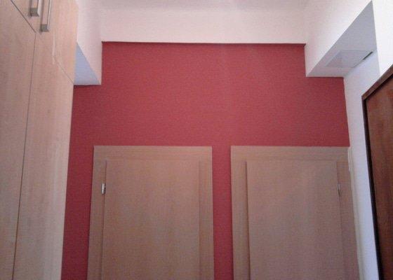 Renovace omítek,stropů,špalety,nátěr radiátorů,malířské práce