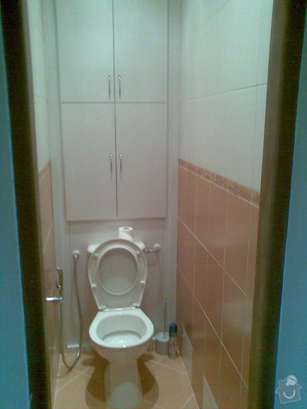 Rekonstrukce koupelny: 31102011