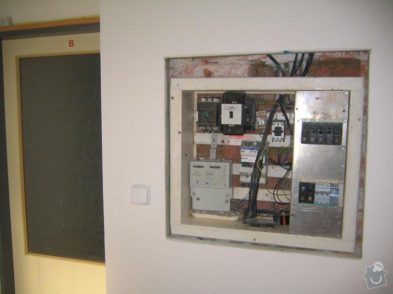 Elektrikářské práce: 198_9838