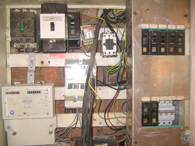 Elektrikářské práce: 198_9840