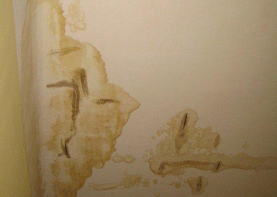 Malířské práce, drobné zednické opravy