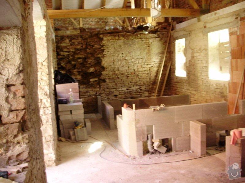 Rekonstrukce nemovitosti : P5250503