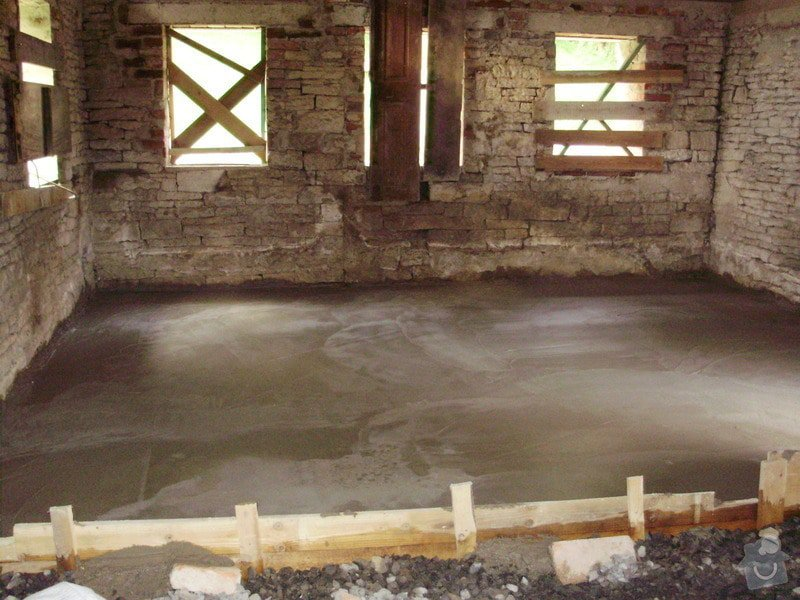 Rekonstrukce nemovitosti : P5090416