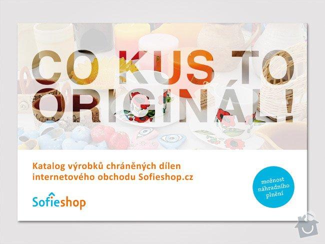 Katalog výrobků chráněných dílen Sofieshop: Sofie_katalog_1