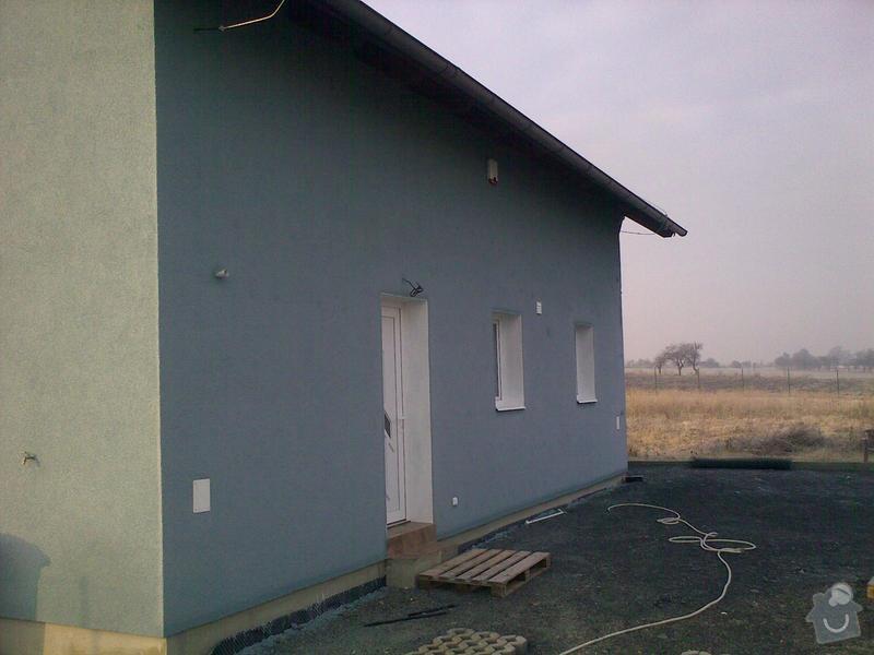 Zateplení RD + oplocení a úprava pozemku: 27012012123