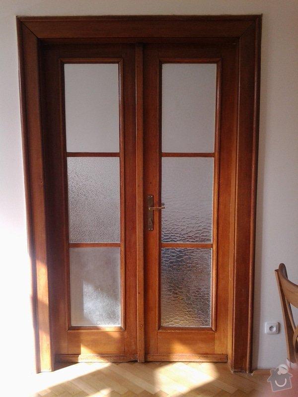 Renovace a oprava dveří vč. vchodových: Fotografie0149