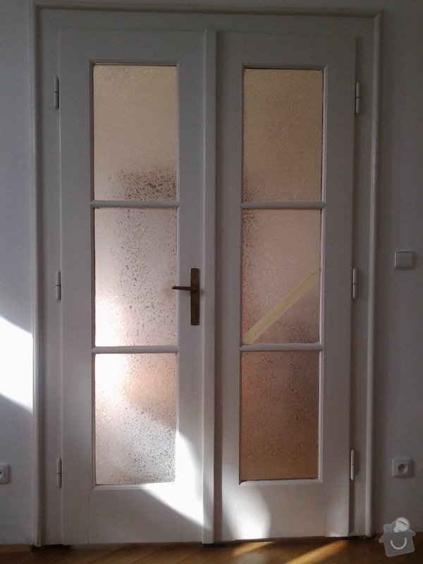 Renovace a oprava dveří vč. vchodových: Fotografie0152