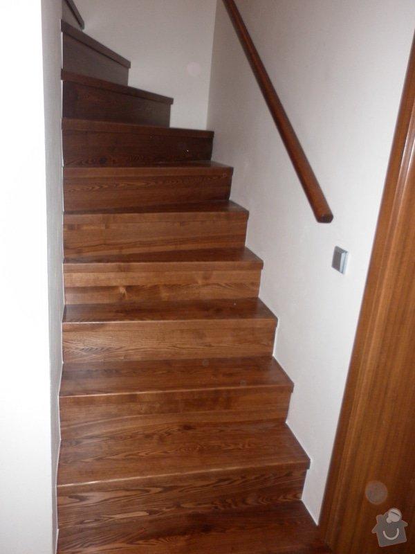 Výroba obložení betonových schodů: P1000770