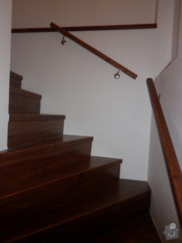 Výroba obložení betonových schodů: P1000771