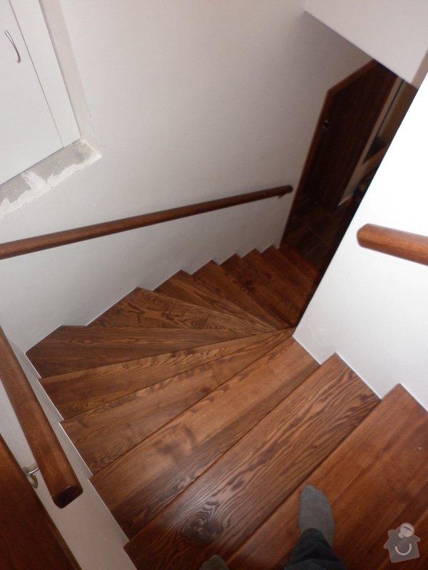 Výroba obložení betonových schodů: P1000774