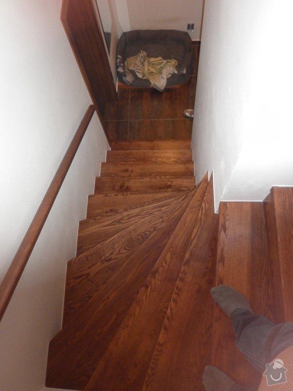 Výroba obložení betonových schodů: P1000775